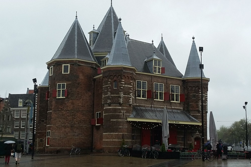 De Waag te Amsterdam